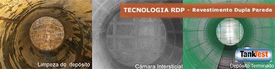 Tecnologia RDP - Revestimento Dupla Parede