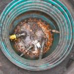 Teste hidrostático em tanques