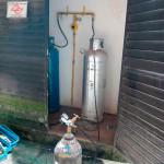 Laudo de estanqueidade de gás