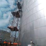 Monitoramento de tanques de combustível