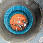Teste de estanqueidade em tanques